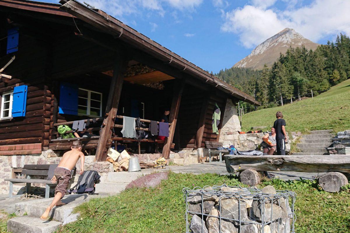 Ferienparadies in den Bergen: Schweizer Maiensäss mieten